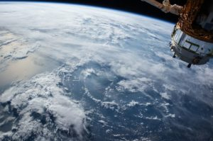 satellite, iss, international space station